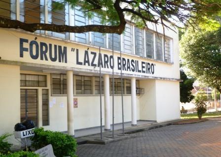 Reunião foi realizada no prédio do Fórum Lázaro Brasileiro