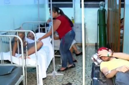 Hospital Cônego Ubirajara Cabral já atendeu mais de 70 pessoas até o momento
