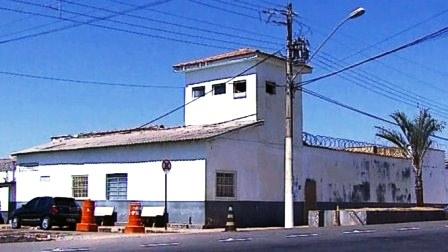 O presídio de Passos, no bairro Jardim Aclimação, passará a abrigar os detentos de Alpinópolis